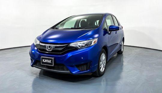 Honda Fit HB Fun-2017