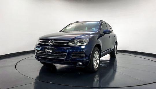 Volkswagen Touareg V6 4x4-2014