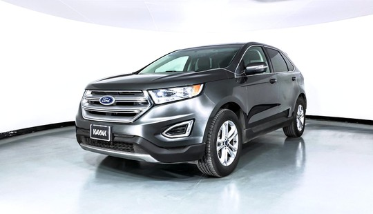 Ford Edge SEL Plus-2016