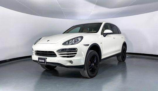 Porsche Cayenne Cayenne TD-2011