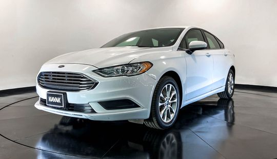 Ford Fusion S-2017
