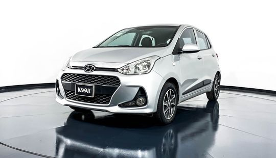 Hyundai Grand i10 Hatch Back GLS-2018
