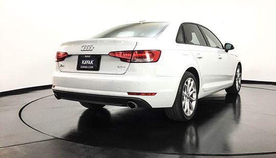 Audi A4 Dynamic 2.0T 2017