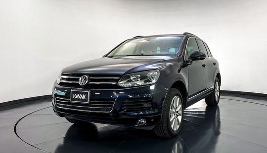Volkswagen Touareg V6 4x4-2013