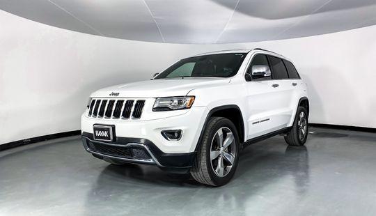 Jeep Grand Cherokee Limited Lujo-2015