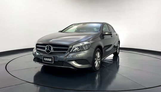Mercedes Benz Clase A A180 CGI-2015