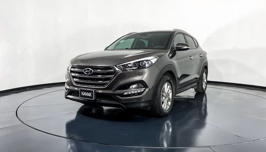 Hyundai Tucson Limited-2017