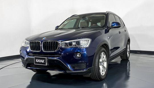 BMW X3 20i-2015