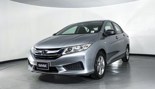 Honda City LX-2017