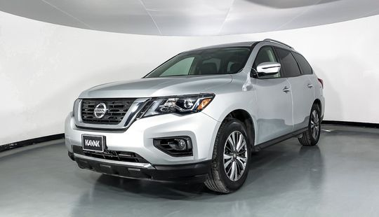 Nissan Pathfinder Advance-2019