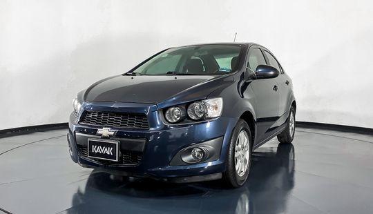 Chevrolet Sonic LT  (Línea anterior)-2016