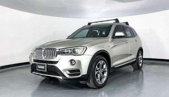 BMW X3 28i X Line-2015