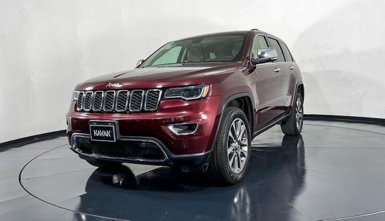 Jeep Grand Cherokee Limited Lujo-2018