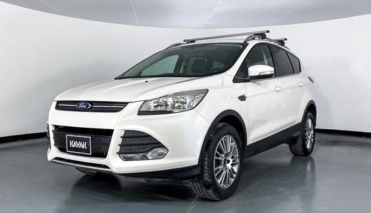 Ford Escape Trend Advance Ecoboost-2015