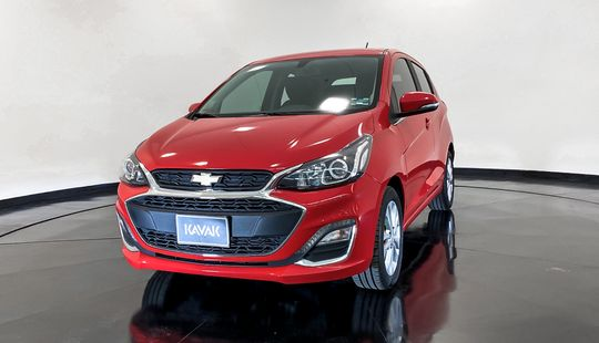 Chevrolet Spark Hatch Back Premier (Cambio de línea)-2019