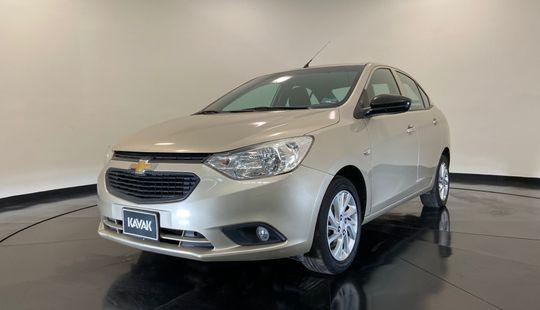 Chevrolet Aveo LT (Línea nueva)