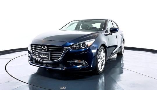 Mazda 3 s-2017