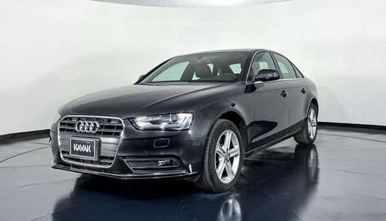 Audi A4 Version Lanzamiento-2013