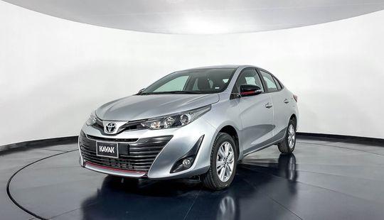 Toyota Yaris S-2019