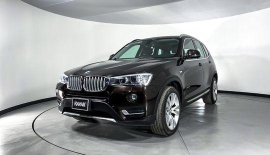 BMW X3 28i X Line-2016