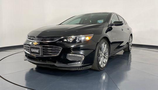 Chevrolet Malibu Premier (Línea nueva)