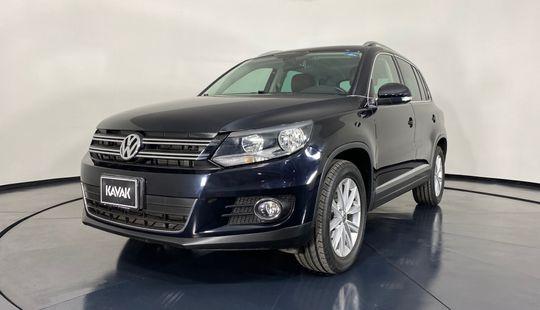 Volkswagen Tiguan Track y Fun-2014