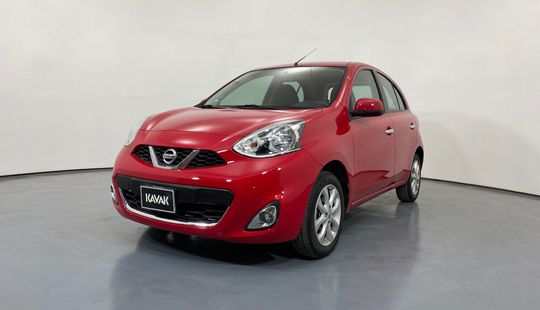 Nissan March Hatch Back Advance Navi