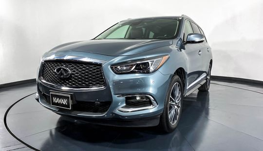 Infiniti QX60 Perfection