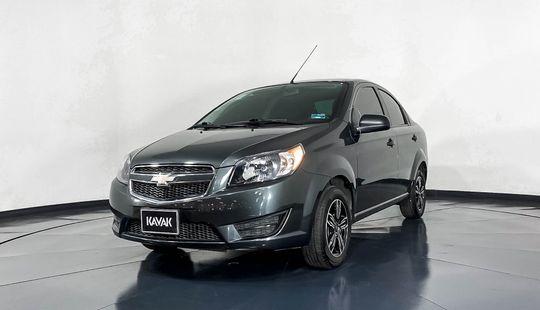 Chevrolet Aveo LS (Cambio de Línea) (Cambio de línea) 2017