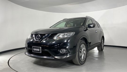 Nissan X Trail Exclusive