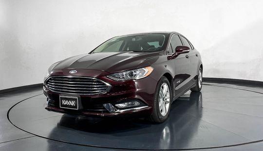 Ford Fusion Se Luxury Híbrido-2018