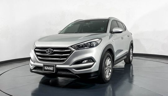 Hyundai Tucson GLS Premium-2016
