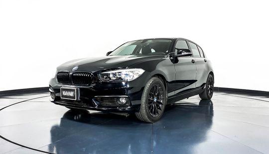 BMW Serie 1 Hatch Back 120i Básico-2017