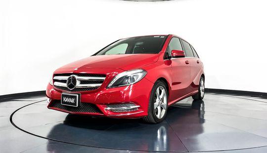 Mercedes Benz Clase B B180 CGI Exclusive-2013