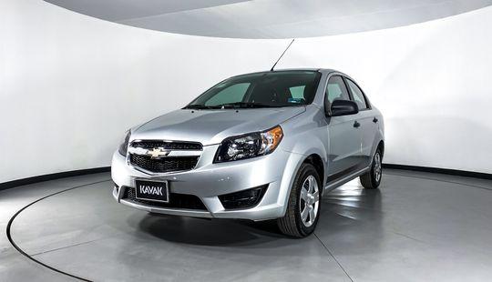 Chevrolet Aveo LS (Línea anterior)
