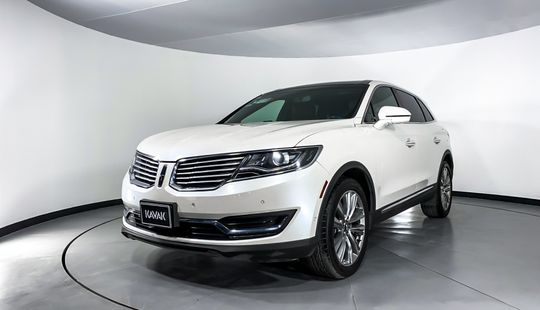 Lincoln MKX Reserve-2016