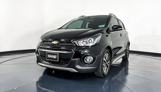 Chevrolet Spark Hatch Back Active (Cambio de línea)