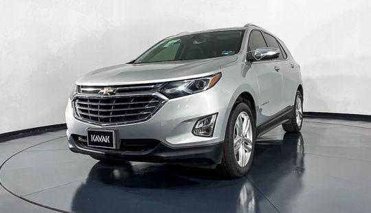 Chevrolet Equinox Premier (Línea nueva)-2018