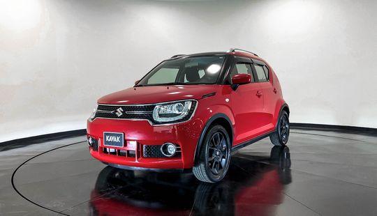 Suzuki Ignis GLX-2019