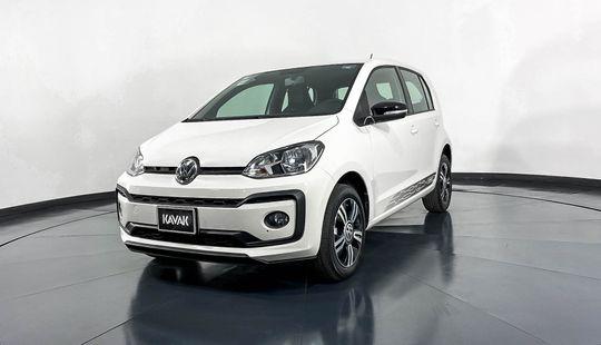 Volkswagen Up Hatch Back Connect up-2018
