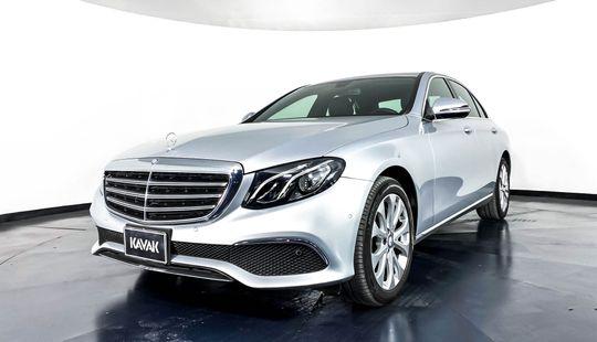 Mercedes Benz Clase E E200 CGI Exclusive