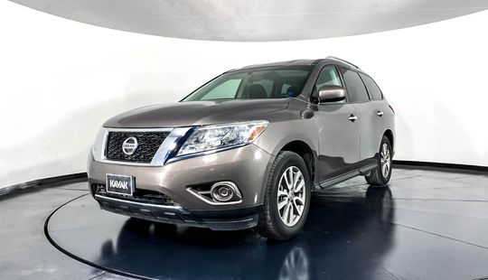 Nissan Pathfinder Sense-2014