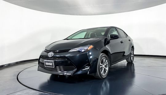 Toyota Corolla LE-2018