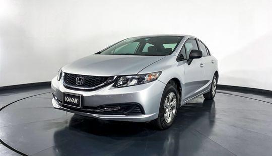 Honda Civic LX-2014