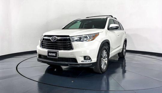 Toyota Highlander Limited-2015