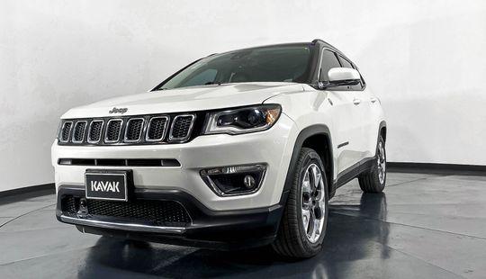Jeep Compass Limited Premium-2018