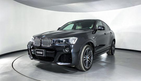 BMW X4 35i M Sport-2016