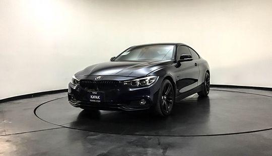 BMW Serie 4 430i Sport Line Coupé 2018
