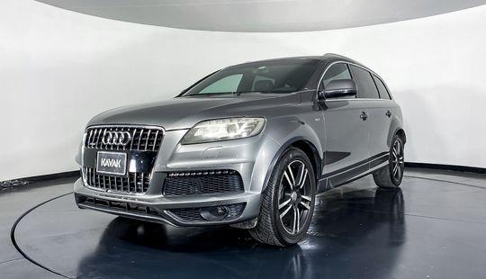 Audi Q7 Quattro S Line 3.0T-2012