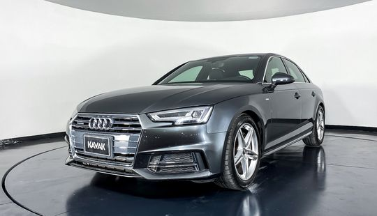 Audi A4 S Line Quattro-2017